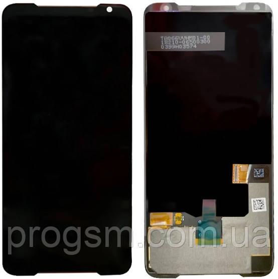 Дисплей Asus ROG Phone 2 (ZS660KL) complete Black