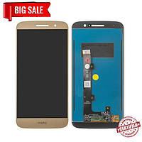 Модуль (дисплей + сенсор) для Motorola XT1663 Moto M Gold