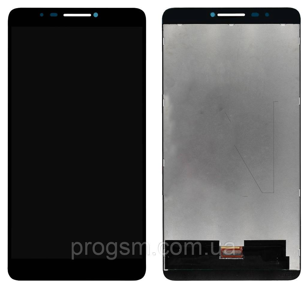 Дисплей Lenovo Tab 3 Plus 7703X LTE с сенсором Black