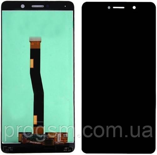Дисплей Huawei GR5 2017 / Honor 6X / Mate 9 Lite complete Black