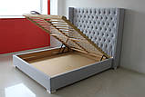 """Ліжко """"Матіас"""" з под. механізмом, фото 2"""