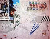 Картина по номерам. «Затишними вулочками» (КНО2263), фото 6