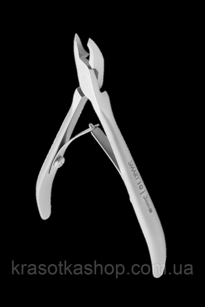 Кусачки професійні для шкіри EXPERT 10 9 мм NE-10-9 (К-12)