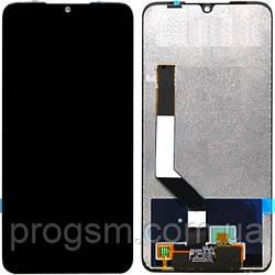 Дисплей Xiaomi Mi Play (M1901F9E) Complete Black