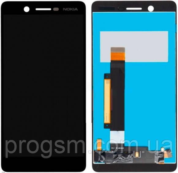 Дисплей Nokia 7 (TA-1041) complete Black