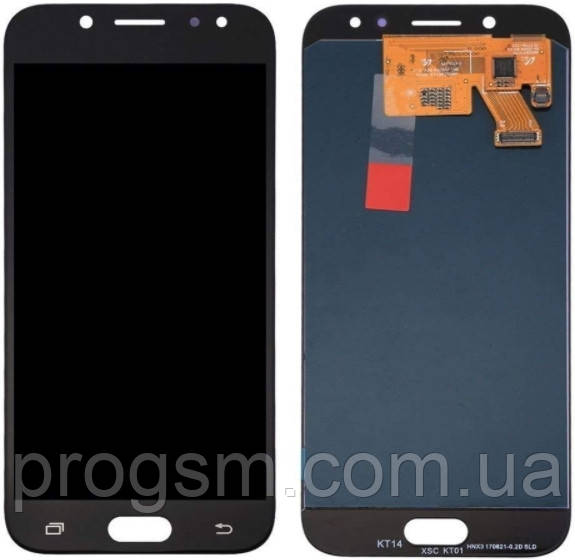 Дисплей Samsung Galaxy J5 Pro 2017 Sm-J530 Complete With Backlight Black