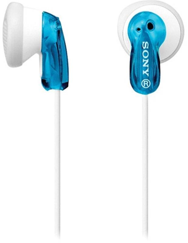 Вакумные Наушники Гарнитура Sony MDR-E9LP Blue (MDRE9LPL.E)