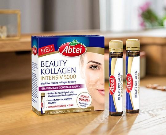Abtei Beauty Kollagen Intensiv 5000 колаген питний 250 мл