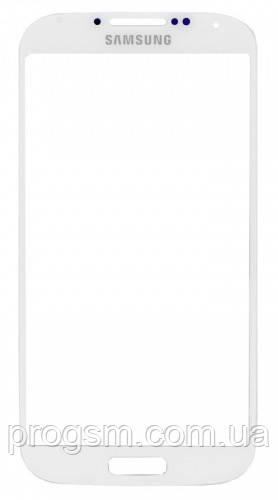 Стекло дисплея Samsung Galaxy S4 GT-I9500, i9505 White(для переклейки)