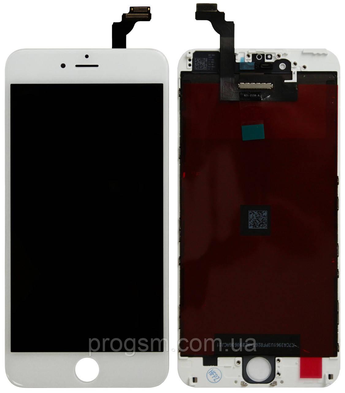"""Дисплей iPhone 6 Plus (5.5"""") White TianMa"""