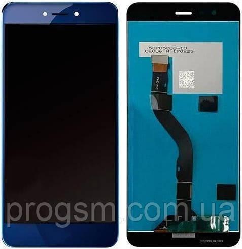 Дисплей Huawei P8 Lite (2017), Gr3 (2017), P9 Lite (2017) Complete Blue