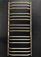 Бронзовый полотенцесушитель 600*1200 Трапеция 15 АЗОЦМ, фото 1