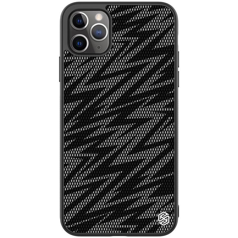 Захисний чохол Nillkin для iPhone 11 Pro (Twinkle case) Lightning Black Чорний