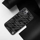 Захисний чохол Nillkin для iPhone 11 Pro (Twinkle case) Lightning Black Чорний, фото 4