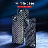 Захисний чохол Nillkin для iPhone 11 Pro (Twinkle case) Lightning Black Чорний, фото 5