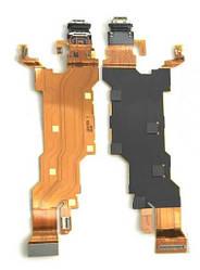 Разъем Зарядки Sony Xperia Xz2 (Со Шлейфом) H/C