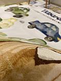 """Бесплатная доставка! Утепленный коврик  """"Транспорт""""  (1.6*2.2 м), фото 4"""