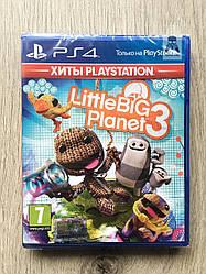 LittleBigPlanet 3 (русская версия) PS4