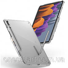 Чехол для Samsung Galaxy Tab S7 Ringke серия Fusion, цвет Clear (прозрачный)