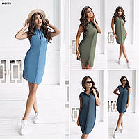 Стильное женское платье 6027 ТК