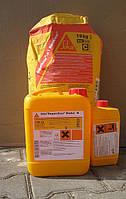 Цементно-эпоксидные раствор для полов и покрытий высоких тех. параметров  Sikafloor-81 EpoCem (A+B+C),23 кг