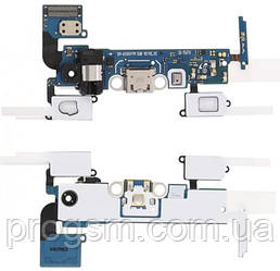 Разъем Зарядки Samsung Galaxy A5 2015 Sm-A500H (Со Шлейфом) H/C