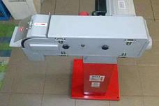 Стрічкова шліфувальна машина по металу Holzmann MSM 100L, фото 3