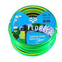 Шланг поливочный Presto-PS садовый Флория диаметр 1/2 дюйма, длина 30 м (FL 1/2 30), фото 1