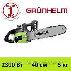 Электропила Grunhelm GES23-40B