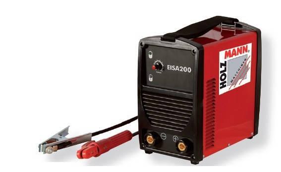 Зварювальний апарат Holzmann EISA 200, фото 2