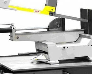 Стрічкопильний верстат Bomar Workline 610.450 DGH, фото 2