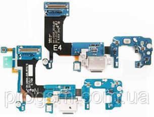 Разъем Зарядки Samsung Galaxy S8 Sm-G950 (Со Шлейфом) H/C