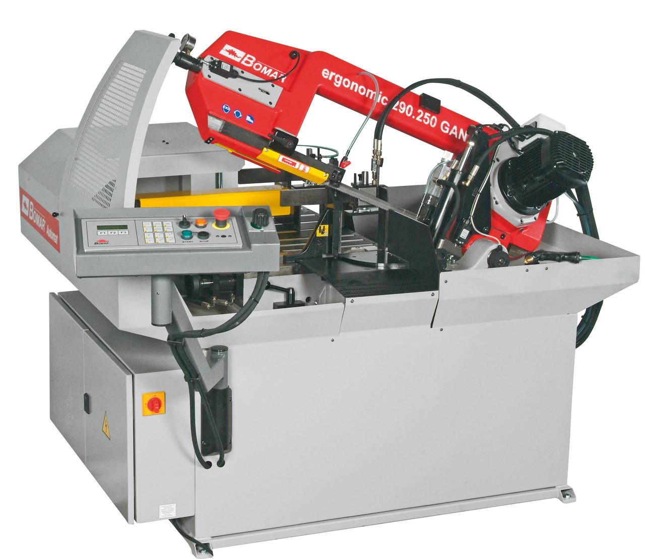 Стрічкопильний верстат автоматичний Bomar Ergonomic 290.250 GA