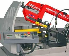 Стрічкопильний верстат автоматичний Bomar Ergonomic 290.250 GA, фото 2