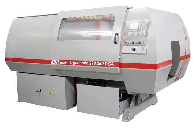 Ленточнопильный станок автоматический Bomar Ergonomic 290.250 DGA