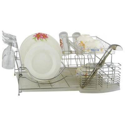 Сушилка для посуды FRICO FRU-535 нержавеющая, фото 2