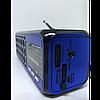 Радиоприемник Golon RX-BT23 Синий, фото 3