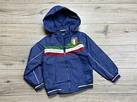 Куртки на флисе демисезон для мальчиков Grace 134-152 p.p.