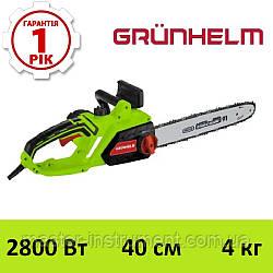 Электропила Grunhelm GES28-40P