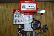 Фрезерний верстат Hozmann BF 600D, фото 2