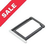 Держатель Sim-карты (Sim holder) iPhone 3G / 3GS White
