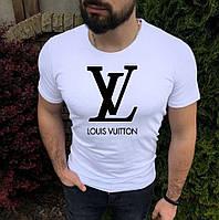 Чоловіча футболка з будь-яким логотипом і фото