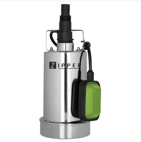 Дренажний насос для чистої води Zipper ZI-CWP750N, фото 2