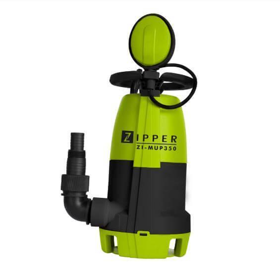Дренажний насос 3 в 1 Zipper ZI-MUP350