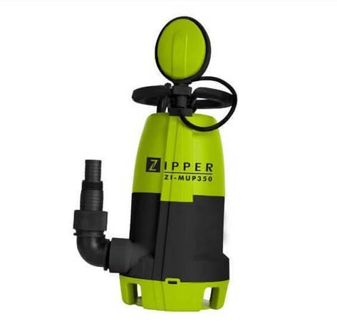 Дренажний насос 3 в 1 Zipper ZI-MUP350, фото 2
