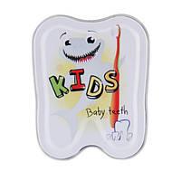 Emoform actifluor Kids Футляр для молочних зубів Зубна фея