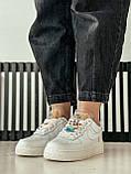 Кроссовки женские Nike Air Force 1Low 07 , фото 7