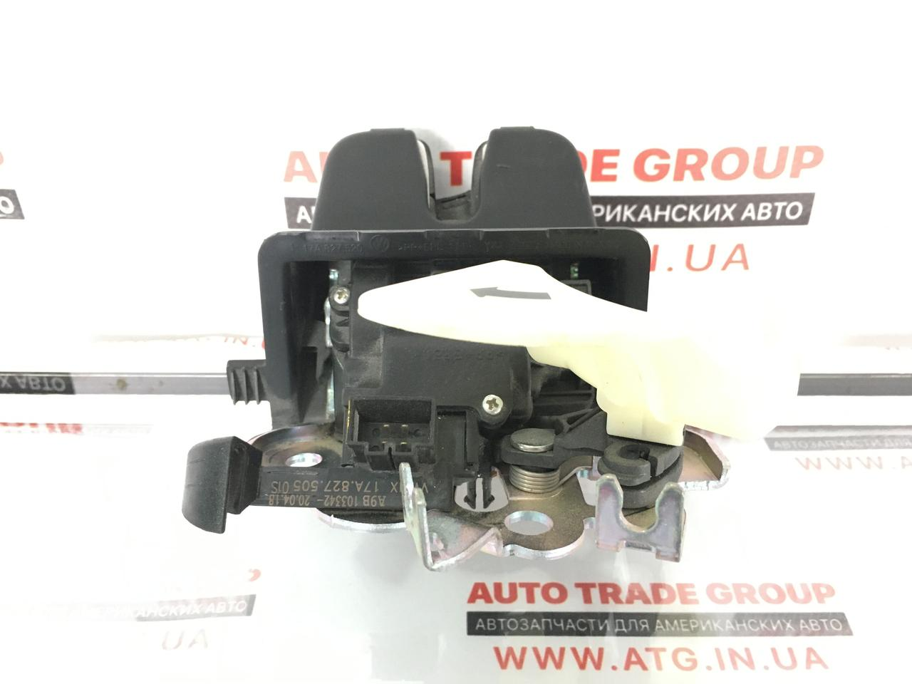 Замок кришки багажника VW Jetta 19 - MK7 USA 17A827505
