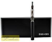 Электронная сигарета eGo CE 5 black EC-001