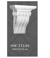 Декоративна консоль Classic Home з поліуретану HW-23140